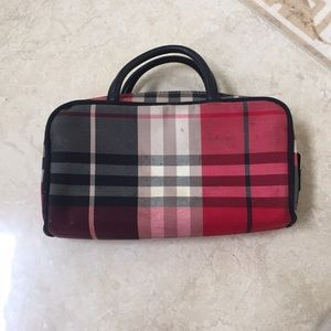 COLLECTIBLE Authentic vintag Burberry  Diana purse